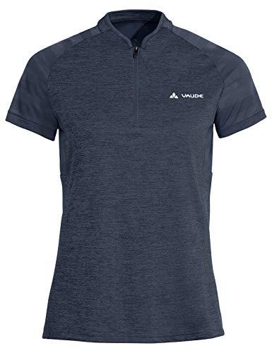 VAUDE Damen T-shirt Women's Tamaro Shirt III, eclipse/eclipse, 42, 40866