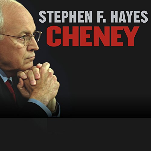 Cheney audiobook cover art