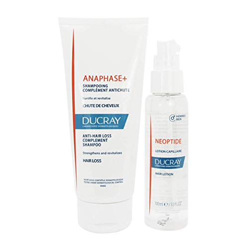 Ducray Pack Anaphase Anti-shampoo Shampoo + Neoptide