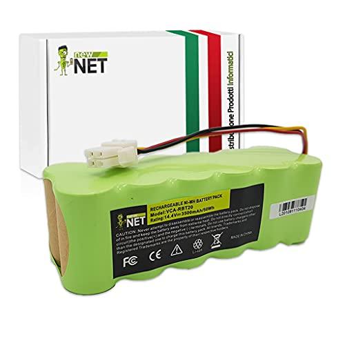 Batería Universal De 3500mAh 14.4V para Samsung Navibot SR8730, sr8750Light, sr8824, SR8825, sr8828, sr8830, SR8840, sr8841, sr8843, SR8844, SR8845, SR8846, SR8847, SR8848, VCA-RBT20–Ni-MH