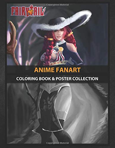 Coloring Book & Poster Collection: Anime Fanart Fanart Of Irene Belserion From Fairy Tail Anime & Manga