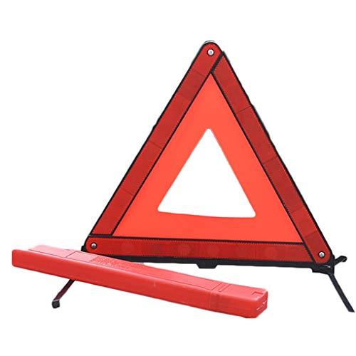 Qinghengyong Auto-Pannenwarnreflektor Warnungen Rot reflektierende Sicherheits Faltbare Parkplatz Stander