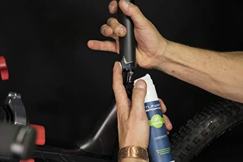 TUNAP SPORTS Lagerfett, 100 g | Schmierung für die Tretlager, Steuersatz und Getriebe am Fahrrad | Paste aus praktischem Spender ohne verschmierte Finger (vers2017) - 5