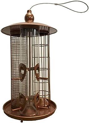 WILD BIRD NUT FEEDER MULTI BUY DISCOUNTS DELUXE HAMMERTONE