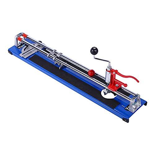 Cortador de azulejos manual multifunción 3 en 1 de 600 mm de alta resistencia para máquina de herramientas cortadora de piso de cerámica DIY