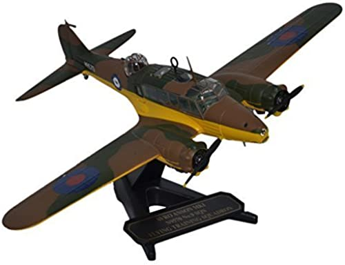Oxford Diecast  Avro Anson Mk1 No.9 Flying Training Sqn. 1939  Vehicle by Oxford Diecast