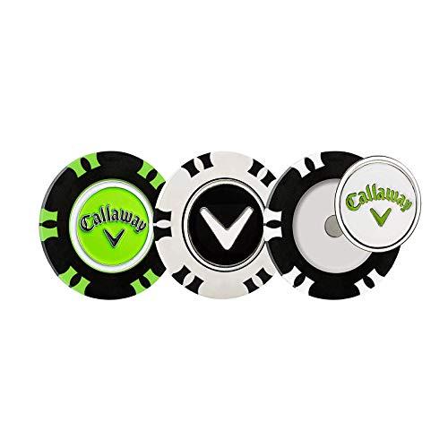 Callaway Accessories - Poker Chips in Schwarz, Größe Einheitsgröße