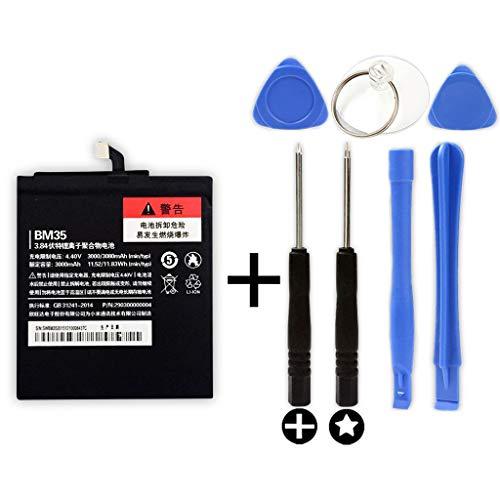 Bateria Compatible BM35 para Xiaomi Mi4c / Mi 4c + Kit Herramientas/Tools | 3000mAh