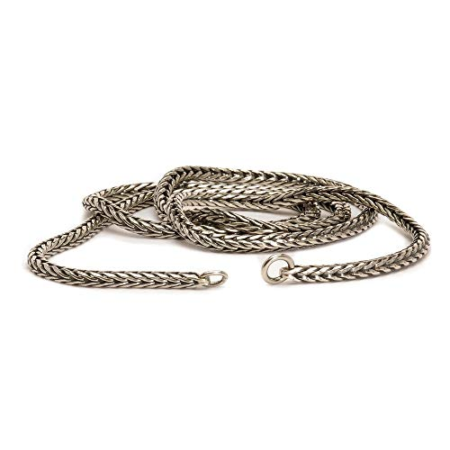 Trollbeads Necklace Halskette Silber, 50 cm