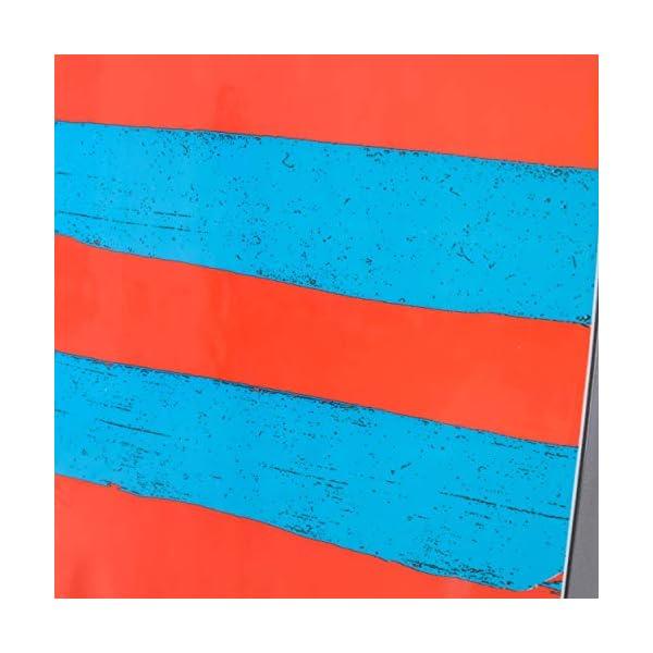 Osprey Xpe Stripe Bodyboard con Correa Boogie Board para niños, Unisex Adulto 1