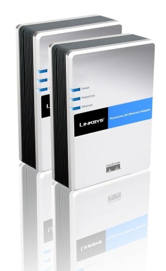 Cisco-Linksys PLK200 Powerline AV Ethernet Adapter Kit
