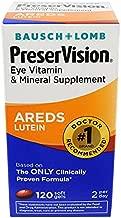 Preservision W/Lutein Vit Size 120ea Preservision W/Lutein Vitamin 120ea