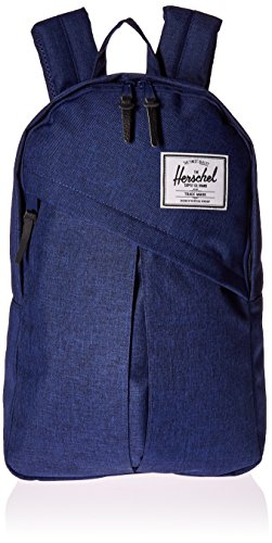 Herschel - Casual day Pack Unisex adulti Black Taglia unica