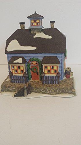 New England Village Dept 56 Chopder House 56571
