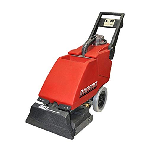Find Bargain Boss Cleaning Equipment B001045 Rug Boss SC440 Self-Contained Carpet Extractor, Red
