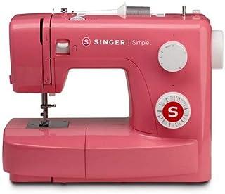 Singer MC Simple 3223 Máquina de coser, Rosa (Pink Edition