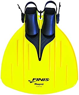 Finis Rapid Monofin - Yellow by FINIS