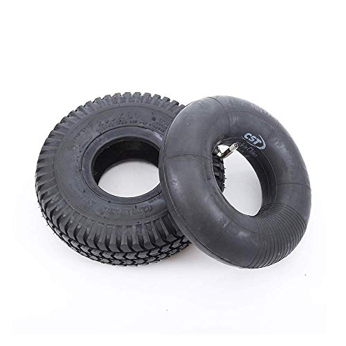 Neumáticos Duraderos Neumáticos Internos Y Externos De 260x85 Patrón De Banda De Rodadura Antideslizante Resistente Al Desgaste Adecuado Para Scooters Eléctricos De 3 Ruedas De 3.00-5 Barredoras