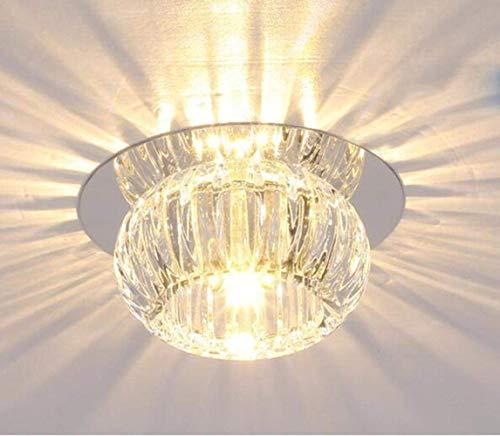 Kroonluchter kroonluchter kroonluchter modern minimalistisch mini-hoge kwaliteit warme stijl kristal plafondlamp incl.