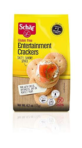 Schär Gluten Free Entertainment Crackers, 6.2 oz.