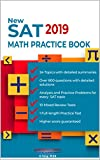 New SAT 2019 Math Practice Book