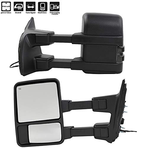01 f250 tow mirrors - 8