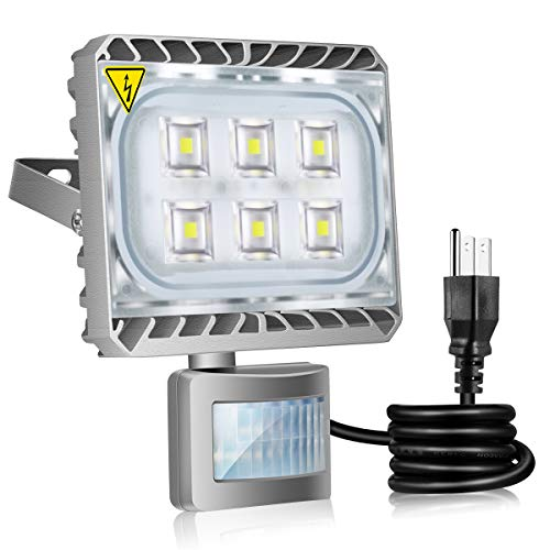 Motion Sensor Security Light, STASUN 2700lm 30W...