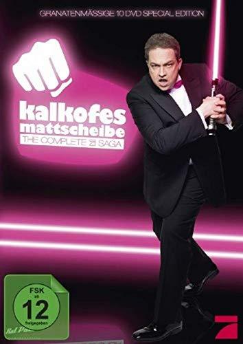 Kalkofes Mattscheibe - The Complete ProSieben Saga [Special Edition] [10 DVDs]