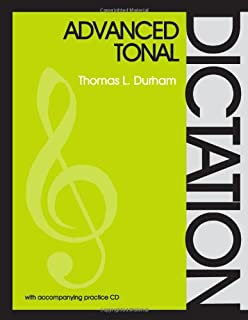 Advanced Tonal Dictation