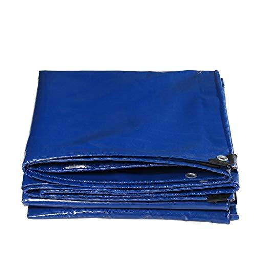 Baches de Protection Solaire Toile antipluie imperméable Poncho Toile pour auvent épais Toile d'ombrage en linoléum PE - Options Multi-Tailles (Taille : 3 * 5m)