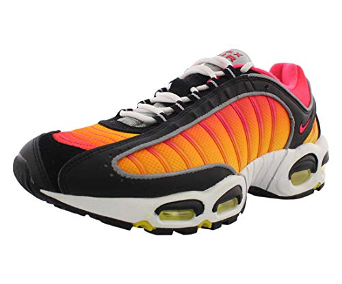 Nike Air Max Tailwind Iv Mens Shoes Size 11.5, Color: Black/Red Orbit/Bright Ceramic/Orange