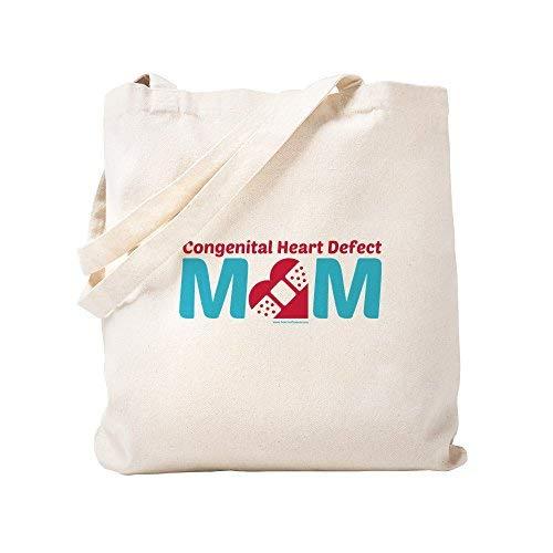 WSMBDXHJ CHD Mom - Bolsa de la Compra de Lona