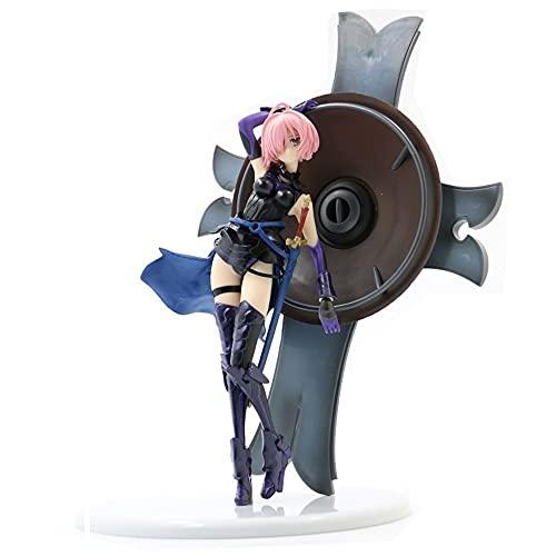 Figura de juego Fate/Grand Order 1/7 Sexy hermosa chica Mash Kyrielight Anime figura decoración regalo muñeca altura 25 CM