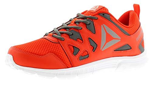 Reebok Run Supreme - Zapatillas deportivas para hombre, material sintético, color naranja/gris, color Naranja, talla 42 1/3 EU