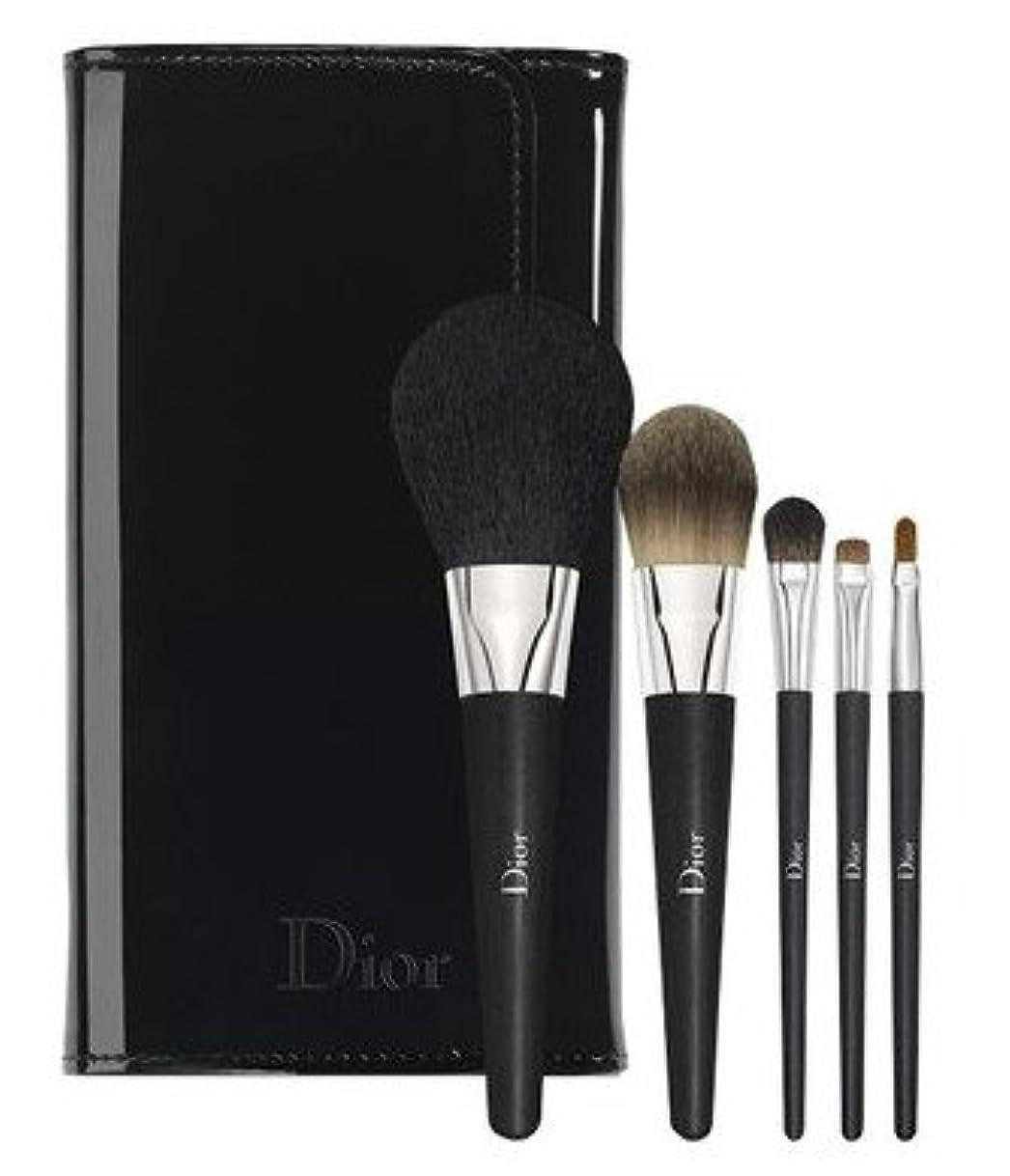 数量限定品 DIOR(ディオール) バックステージ ホリデイ ブラシ セット【Diorショッパー付き】