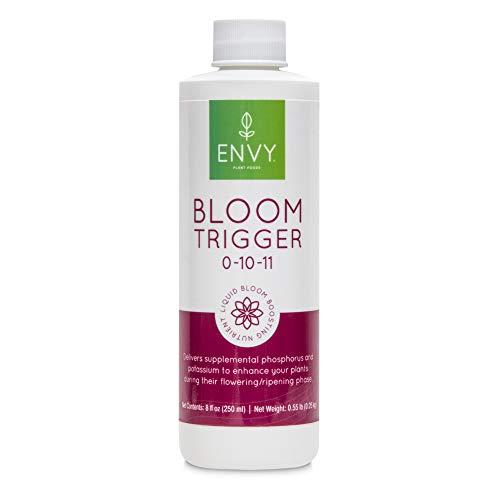ENVY Bloom Trigger Professional Grade (0-10-11) Phosphate + Potassium Hydroponic Bloom Nutrient...