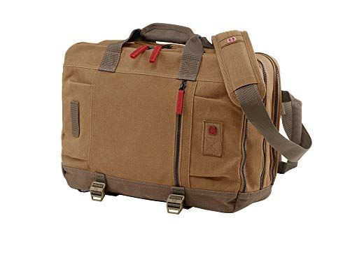 Wenger 602833 MANDRIA 15.6' Backpack with Tablet Pocket In Camel {22 Litres}