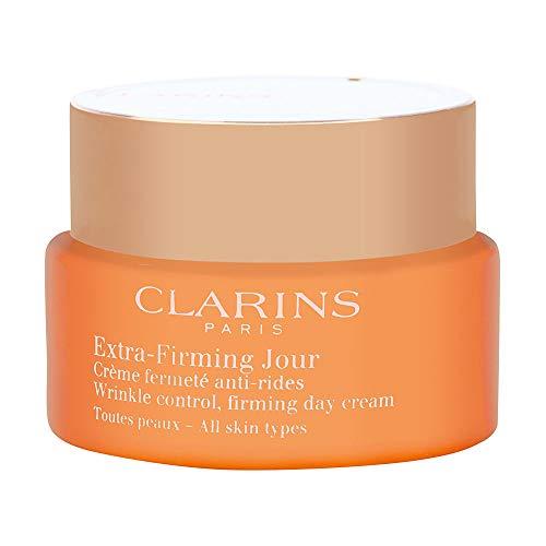 Clarins Extra Firming Crema Giorno Liftante Anti-Rughe per Tutti i Tipi di Pelle, 50 ml