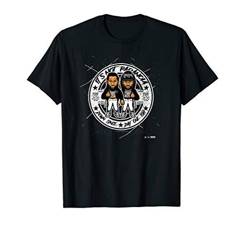 WWE Nerds Clothing Usos Paranoia T-Shirt