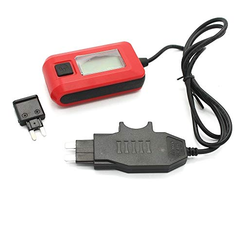 Lowest Price! WZCUICAN Car Tester Car Auto Current Tester Multimeter Lamp Car Repair Automotive Elec...