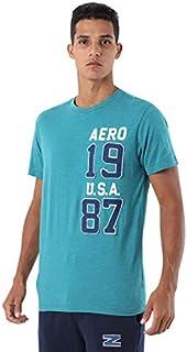 AEROPOSTALE Men's 1987 U.S.A Graphics T-shirt