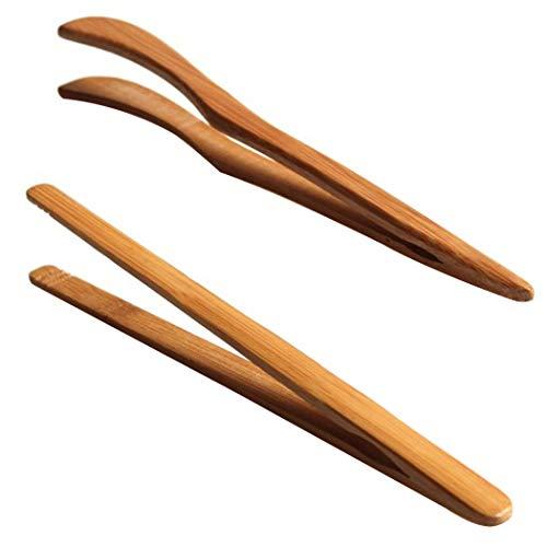 pinzas madera cocina de la marca Outgeek