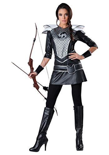 InCharacter Costumes Midnight Huntress für Damen - Mehrfarbig - Medium