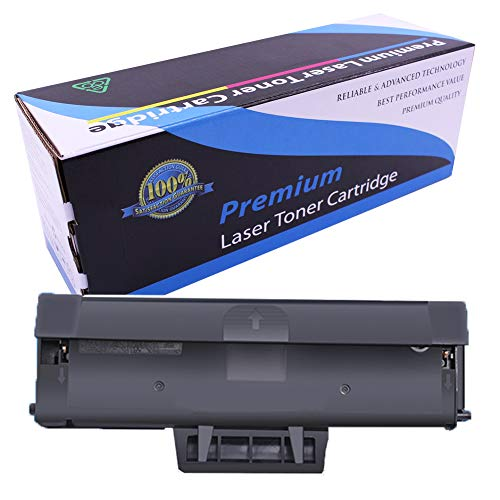 Toner Cartridge B1160 1160 Replacement for Dell B1160 B1160w B1163w B1165nfw, Black, 1500 Pages-1-pack