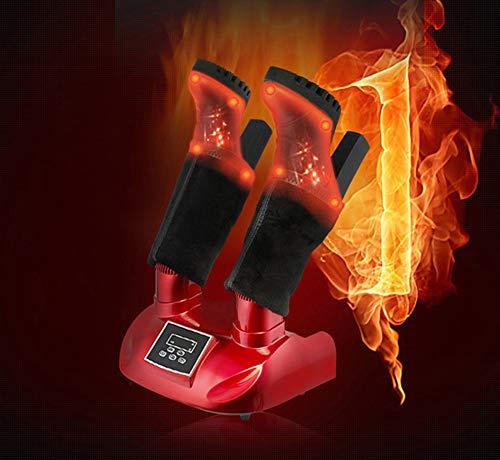 Drxiu Bakken schoenen drogen machine Sterilisator afneembare draagbare elektrische schoen droger Warmer laarzen geur voet deodorant verwarming 110 V 220 V