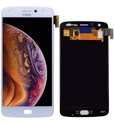 Tela Touch Display Lcd Oled Motorola Moto Z2 Play Xt1710 Branco