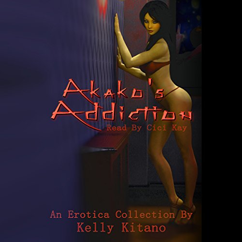 Akako's Addiction audiobook cover art