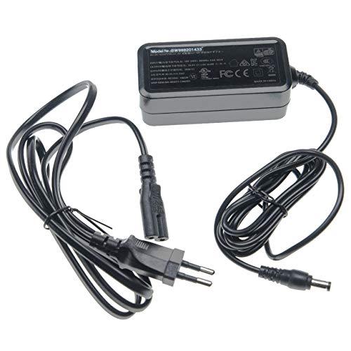 vhbw Netzteil passend für Hyperice Hypervolt Massagegerät, Massagepistole - 26V, 1,0A