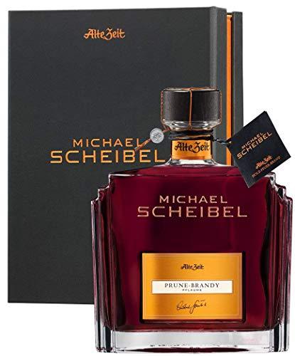 Scheibel Alte Zeit Prune-Brandy in Geschenkbox 0,7l.