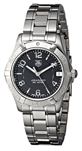 TAG Heuer Aquaracer - Reloj (Reloj de pulsera, Femenino, Acero, Acero inoxidable, Acero, Acero inoxidable)